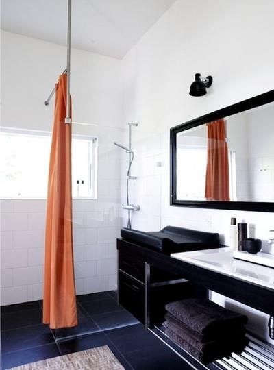 Ideas To Style A Studio With Black Flat Hopper